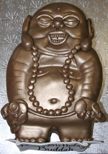 Buddah Cake
