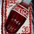 Coke Bottle Cake